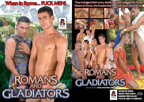 Romans and Gladiators Gay Porn Movie