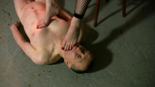 Mistress Rebekka's Butt Slut Brigade - Dirty Foot Duty Pt 4 Femdom and Strapon
