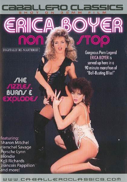 Erica Boyer Non Stop (1980) - Erica Boyer, Sharon Mitchel Vintage Porn