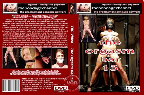 The Orgasm Bar # 13 - TheBondageChannel