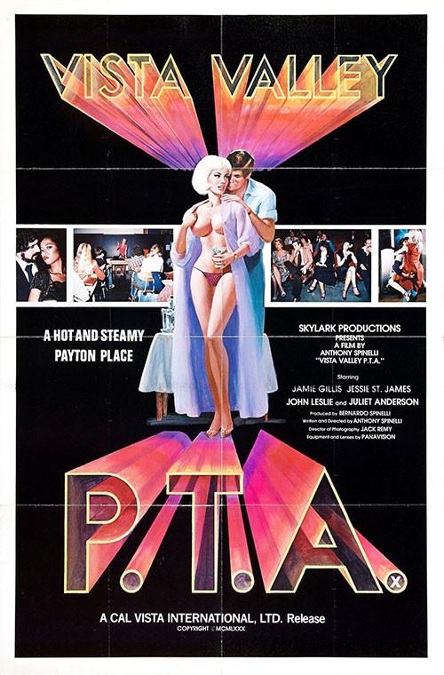 Vista Valley PTA (1981) Vintage Porn