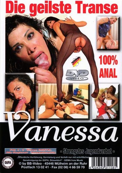 Die Geilste Transe Vanessa