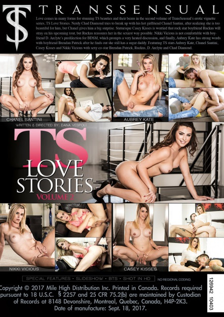 TS Love Stories vol 2 Shemale