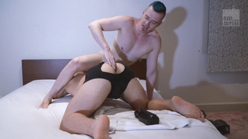 Daydream, Part 1 - Axel Abysse and Gr8HoleOfChina Gay Unusual
