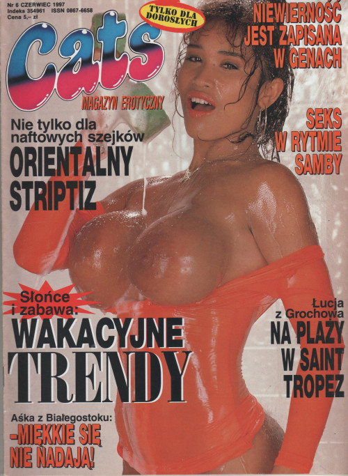 Cats vol 1 Porn Magazines