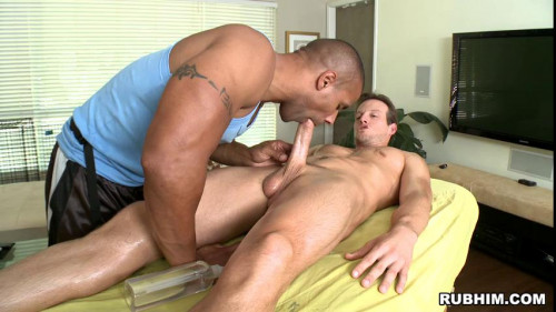 Rub Him - Robert Axel and Dave Johnson