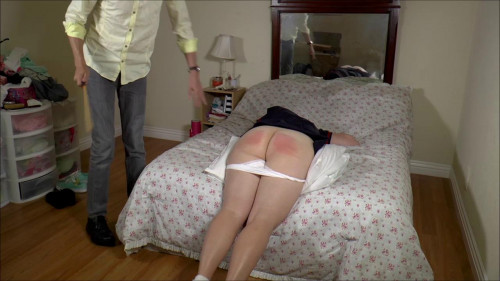 Alex Sponsored Caning BDSM