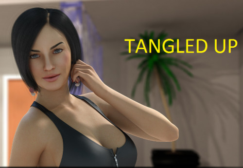Tangled up Porn games