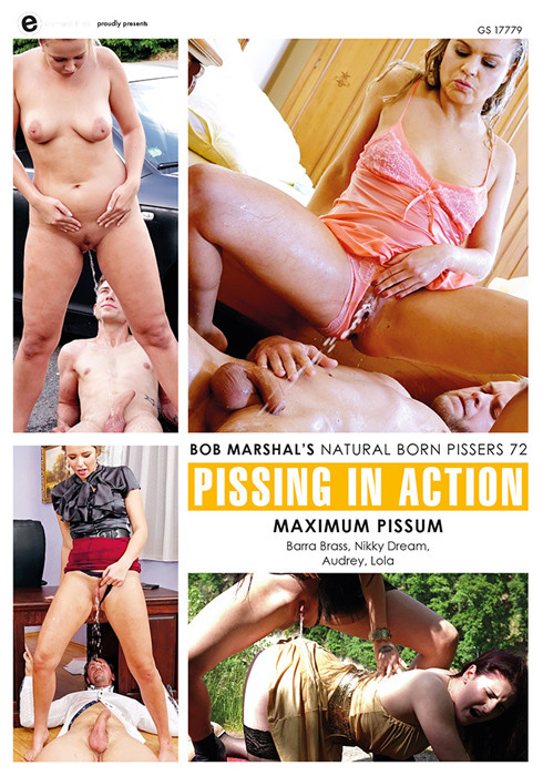 Pissing In Action - Natural Born Pissers vol. 72