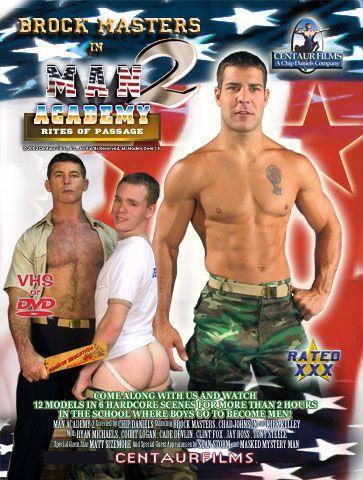 Man Academy vol.2 Rites Of Passage Gay Full-length films