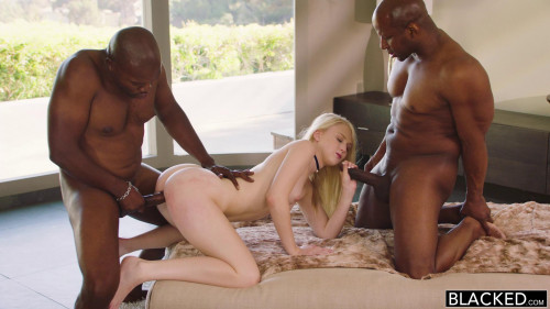 Young Girl Lily Rader Tries Threesomes with Two BBC – September 17, 2016