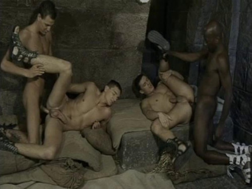 Empire Of Anal Caesars With Group Fuck Gay Movies
