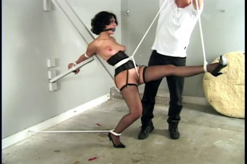 Babe In A Box BDSM