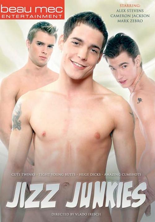 Jizz Junkies Gay Retro