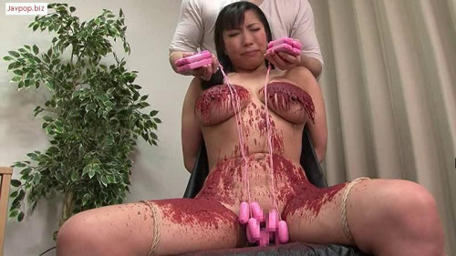 Big Tits Slave Punished & Fucked Hard