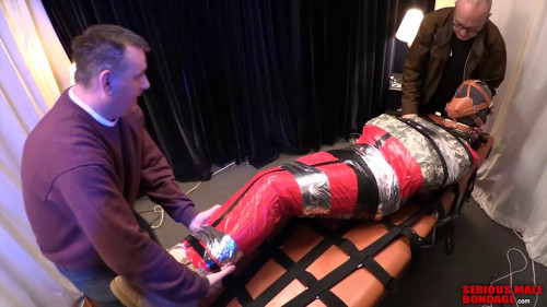 StraitJacket Mummification MummyEd Style