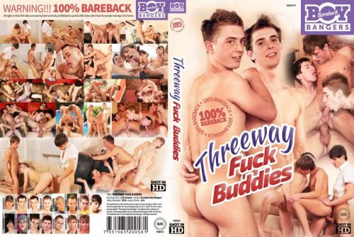 Threeway fick buddies Gay Full-length films