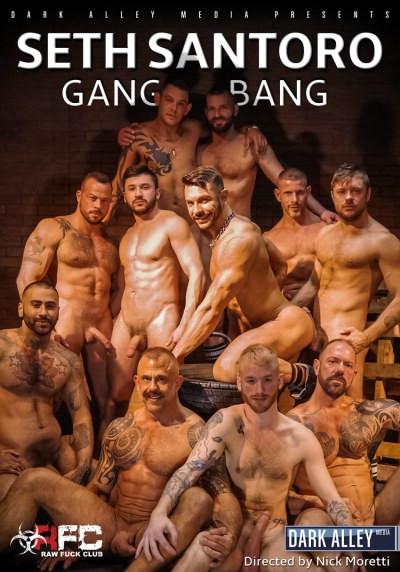 Dark Alley Media - Seth Santoro Gang Bang