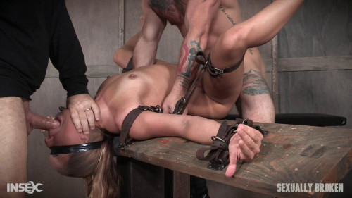 Julia Waters acquires 1st fantastic restraint bondage with anal fucking