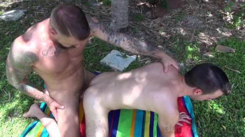 DudesRaw - Rocco Steele And Aaron Slate Gays
