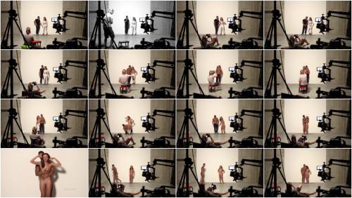 Marcelina & Leo Backstage Erotic Video