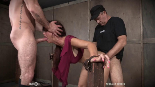 Sexy Mother id like to fuck Syren De Mer Punished & Fucked into ass Heavy
