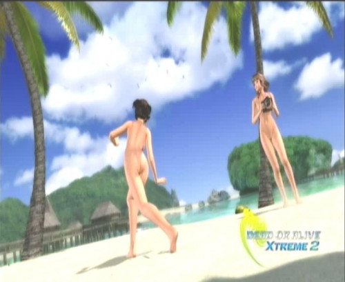 lifeless or Alive Xtreme vol.2 Anime and Hentai