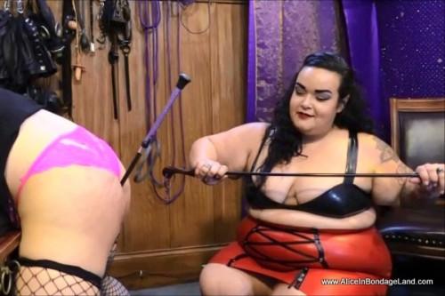 Punishment Pegging - Breath Control Chastity Foursome