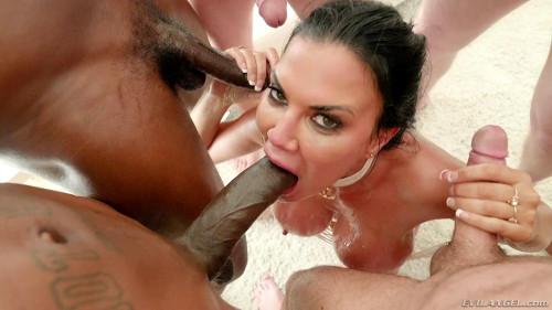 Deep Throat Jasmine Jae Bukkake