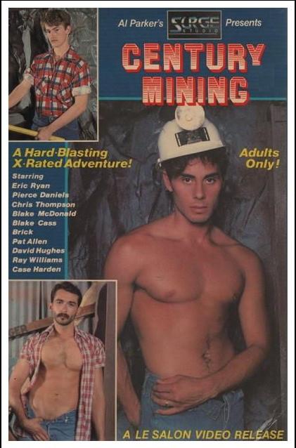 Century Mining (1985) - Eric Ryan, Pat Allen, Chris Thompson Gay Retro