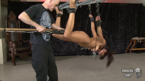 Extremely Cute Newbie - Evi Fox BDSM