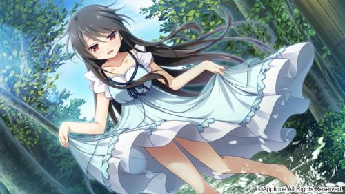 Applique Tsukikage no Simulacre Kaihou no Hane Hentai Games