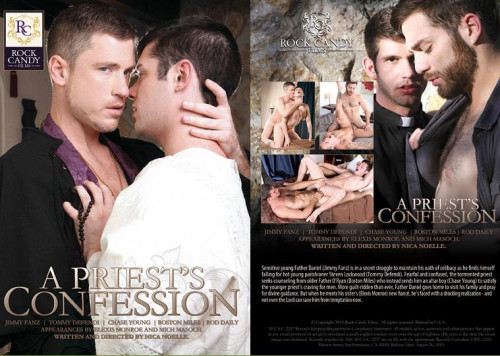 A Priest's Confession Gay Movies