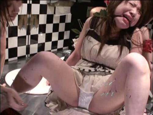 Sadistic Tragedy of Blue Rose Mansion Scene 2 Asians BDSM