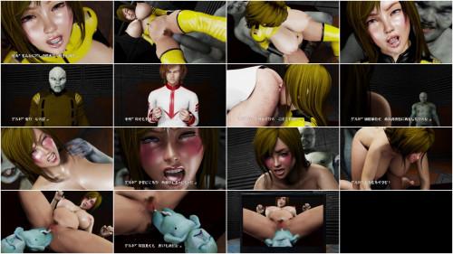 Pregslave 3D Porno