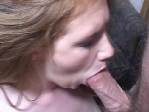 Sick redhead Oral