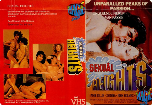 Sexual Heights (1981) - John Holmes, Jamie Gillis, Serena Vintage Porn