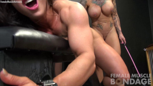 Muscle Lesbians Bound Together By Lust Female Muscle