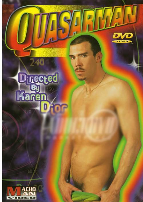 Quasar Man