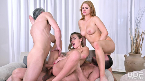Swingers' Dream Comes True Orgies