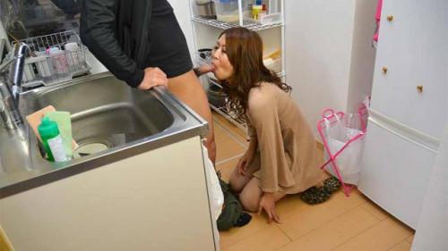 Sachi suzuki loves her fresh, part- time job