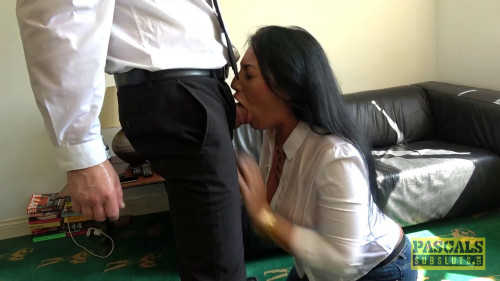 Candi Kayne - Noisy Neighbour Keen To Apologise FullHD 1080p HD Clips
