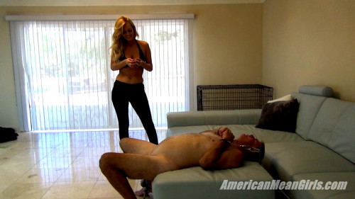 Princess Chanel Mail Order Cbt (2015) Femdom and Strapon