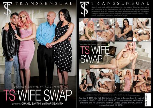 Ts Wife Swap - Scene 3