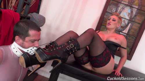 Ryan Keely Femdom and Strapon