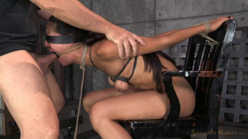 Lyla Storm Brutally Bound....(Sep 2014)