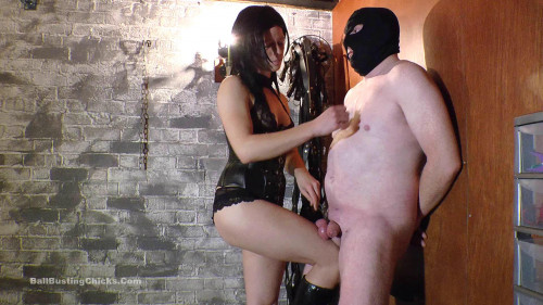 Mistress Pip - Tight Squeeze Femdom and Strapon