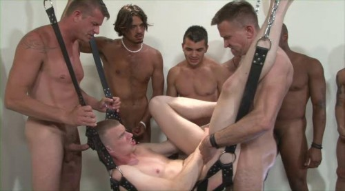 Best Gangbang Therapy