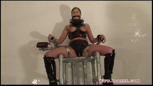 Toaxxx – (tx217) made Orgsam in Rubber – March 26, 2016