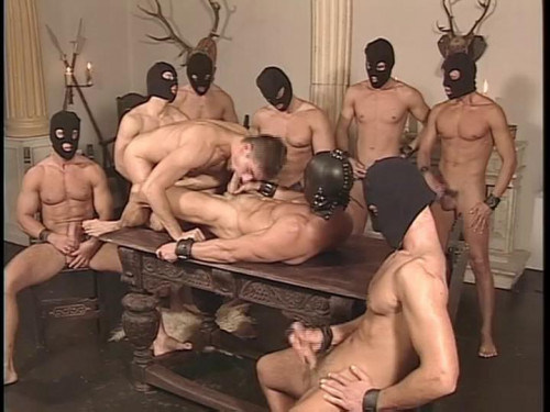Gangbang weekend party